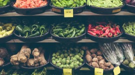 Organic Food Desktop Wallpaper Free