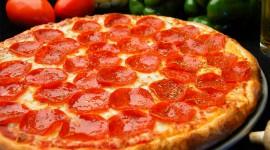 Pepperoni Pizza Wallpaper Free