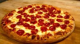 Pepperoni Pizza Wallpaper#1