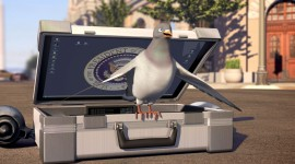 Pigeon Impossible Aircraft Picture