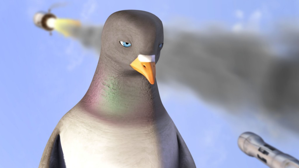 Pigeon Impossible wallpapers HD