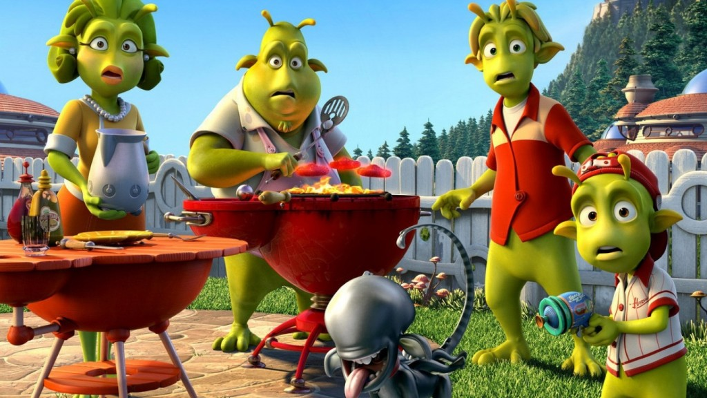 Planet 51 wallpapers HD