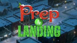 Prep & Landing Wallpaper 1080p