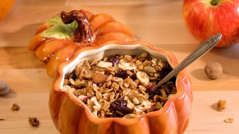 Pumpkin Granola wallpapers high quality