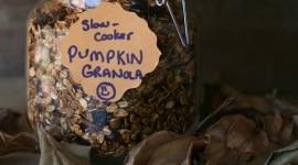 Pumpkin Granola Photo Free
