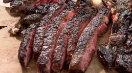 Rib Eye Steak Desktop Wallpaper