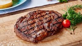 Rib Eye Steak Desktop Wallpaper For PC