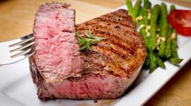Rib Eye Steak Wallpaper