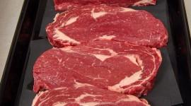 Rib Eye Steak Wallpaper For IPhone