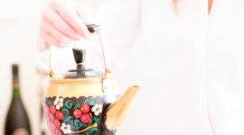 Russian Tea Party Wallpaper For IPhone#1