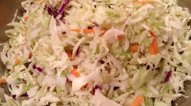 Salad Coleslaw Desktop Wallpaper#1