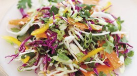 Salad Coleslaw Wallpaper
