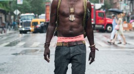 Saul Williams Wallpaper For IPhone Free