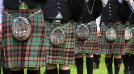 Scottish Costumes Photo