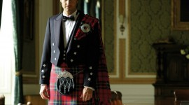 Scottish Costumes Wallpaper