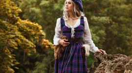 Scottish Costumes Wallpaper For Android#2