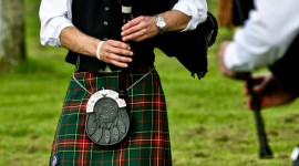 Scottish Costumes Wallpaper For Android#4