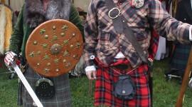 Scottish Costumes Wallpaper For Mobile#2