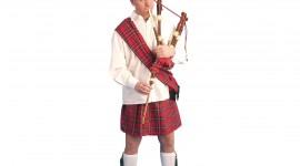 Scottish Costumes Wallpaper For PC
