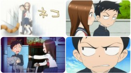 Skilled Teaser Takagi-San Wallpaper Gallery