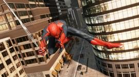 Spiderman Game Desktop Wallpaper HD
