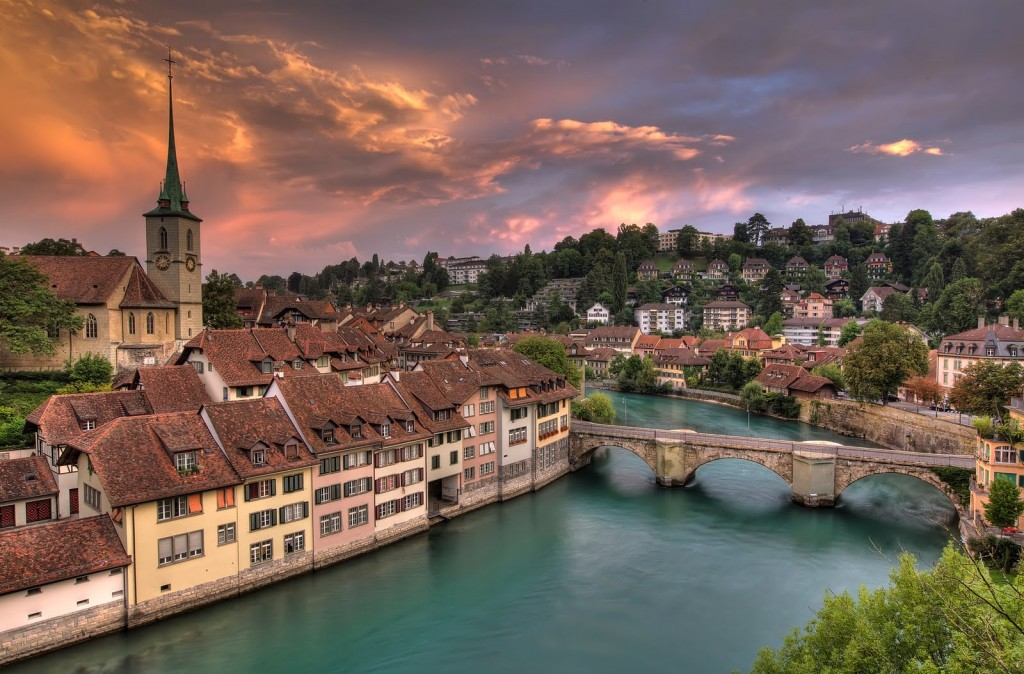 Switzerland Attractions wallpapers HD
