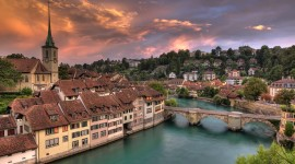 Switzerland Attractions Best Wallpaper