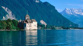 Switzerland Attractions Desktop Wallpaper