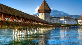 Switzerland Attractions Photo Free