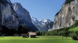 Switzerland Attractions Photo Free#1