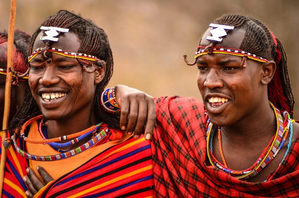 The Maasai People wallpapers HD