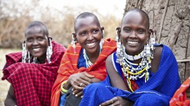 The Maasai People Photo Download