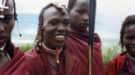 The Maasai People Photo Free#1