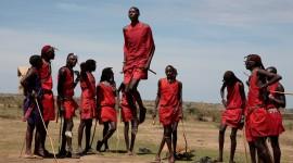 The Maasai People Wallpaper 1080p