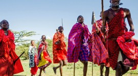 The Maasai People Wallpaper Download