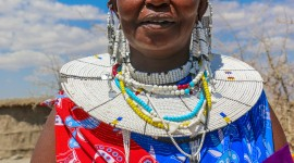 The Maasai People Wallpaper For Android