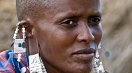 The Maasai People Wallpaper For IPhone