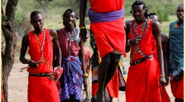 The Maasai People Wallpaper For IPhone#1