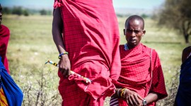 The Maasai People Wallpaper For Mobile#1