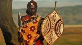 The Maasai People Wallpaper Full HD