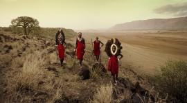 The Maasai People Wallpaper HQ#1