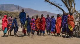 The Maasai People Wallpaper HQ#2