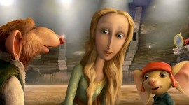 The Tale Of Despereaux Wallpaper Gallery