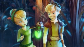 Tinker Bell And The Lost Treasure Best Wallpaper