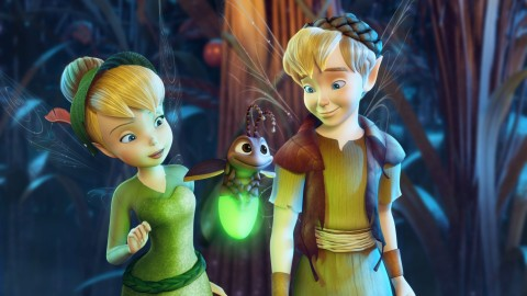Tinker Bell And The Lost Treasure wallpapers high quality