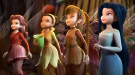 Tinker Bell And The Lost Treasure Pics
