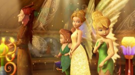 Tinker Bell And The Lost Treasure Wallpaper