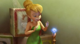 Tinker Bell And The Lost Treasure Wallpaper HD