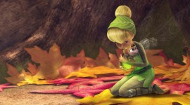 Tinker Bell And The Lost Treasure Wallpaper#1