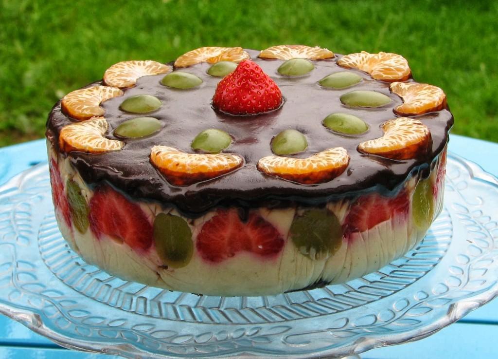 Vegetarian Cake wallpapers HD
